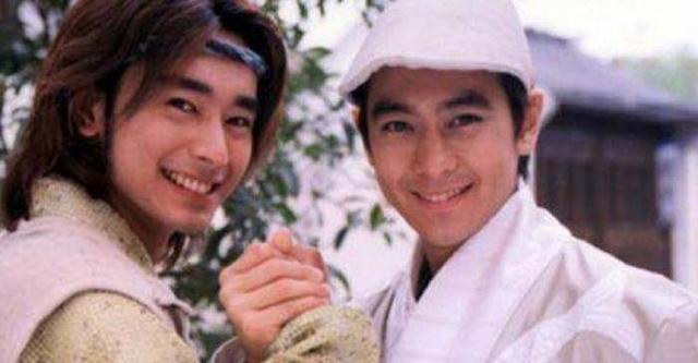 林志穎「雙胞胎弟弟」終於曝光,兄弟共演《絕世雙驕》一炮而紅,沒想到15年後他過這種生活....
