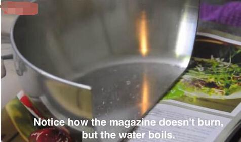 電磁爐真的安全?為了找出真相把鍋子剖半,接下發生的事太驚人了