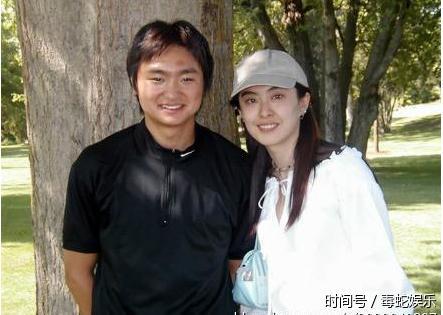 50歲王祖賢與小19歲男友近照,絕色佳人的情史也曾如此混亂