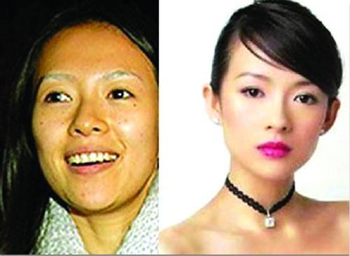 38歲章子怡近照曝光,滿臉雀斑似大媽,嫁三婚汪峰被贊最美後媽