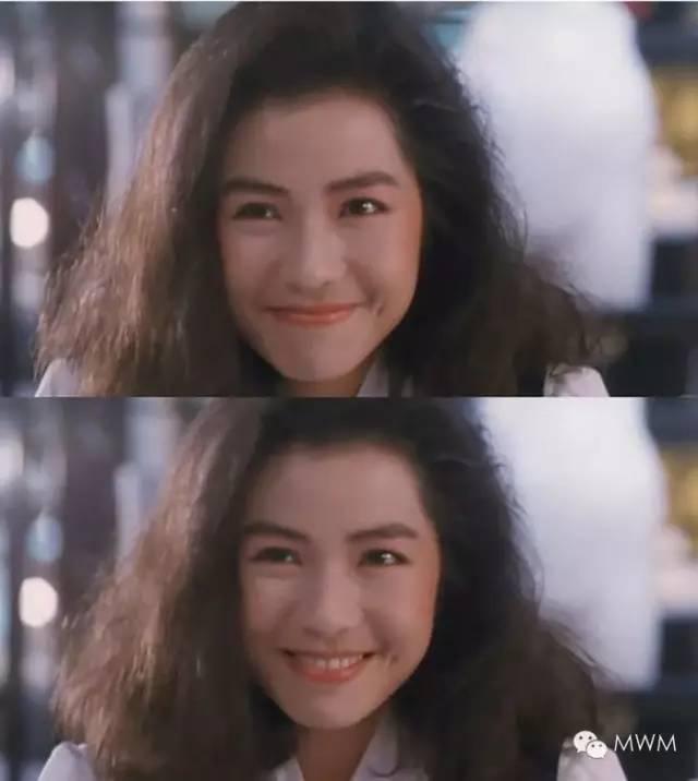 1991年的电影《纵横四海》,张国荣温柔而潇洒,钟楚红美得天真又热烈