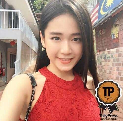 (必看)馬來西亞精選 TOP10 十大正妹排行榜,不看就吃虧!美爆了!!