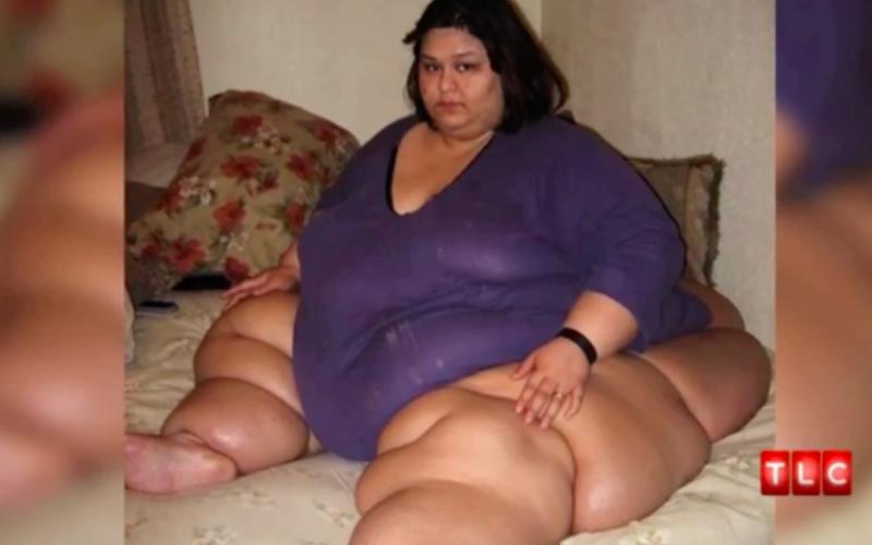 450公斤女子「胖到無法下床」,她痛下定決心減肥...結果「甩肉375公斤」美到讓人認不出!