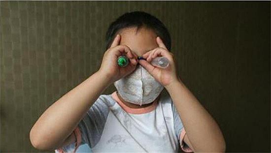 揪心,7歲孩子太疼了,拔掉氧氣管走了,媽媽號啕大哭,死了好啊