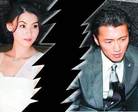 張柏芝謝霆鋒離婚真相曝光,才不是因為王菲,陳冠希的話亮了
