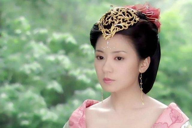 她是最美的古裝女神! 曾經多少人被她迷倒!