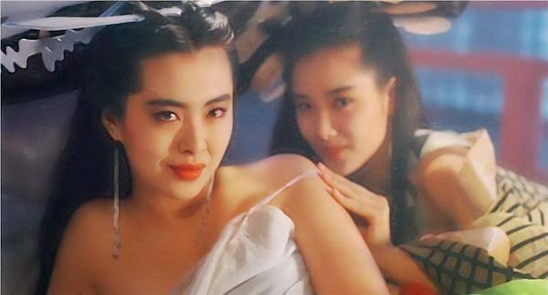香港四大原裝美人:關之琳墊底,邱淑貞才排第二,第一是誰?