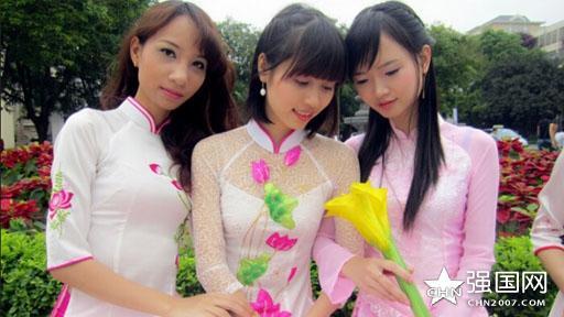 越南女人身上的驚人秘密 男人看來直流口水,原因竟是她們都 。。。