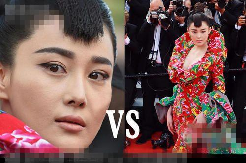 外國鏡頭下的中國女星,沒有修圖師,娛樂圈怎麼活?