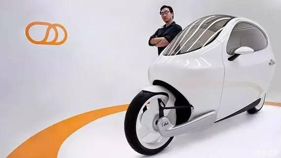 這種摩托車一旦在中國開賣,誰還會去買汽車啊!簡直帥呆了