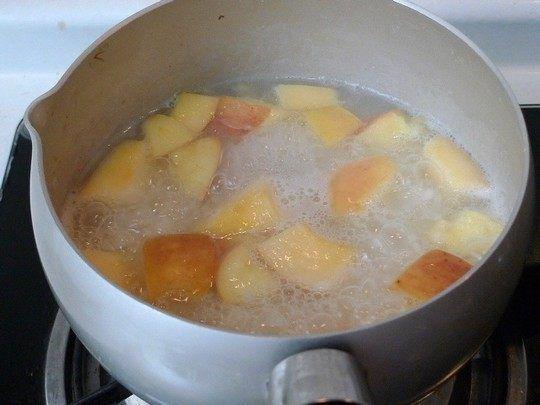 煮熟蘋果好處這麼多呢,以後再也不生吃蘋果了