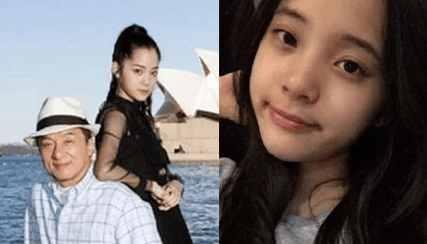 房祖名歐陽娜娜確定戀情,成龍表示想要女兒