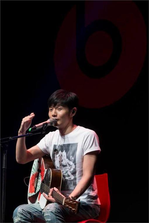 李榮浩,圖/李榮浩臉書 ID-558457