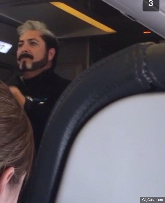29張真實照片證明飛機上「什麼事都有可能發生」!沙特阿拉伯王子訂了80個機位給他的獵隼
