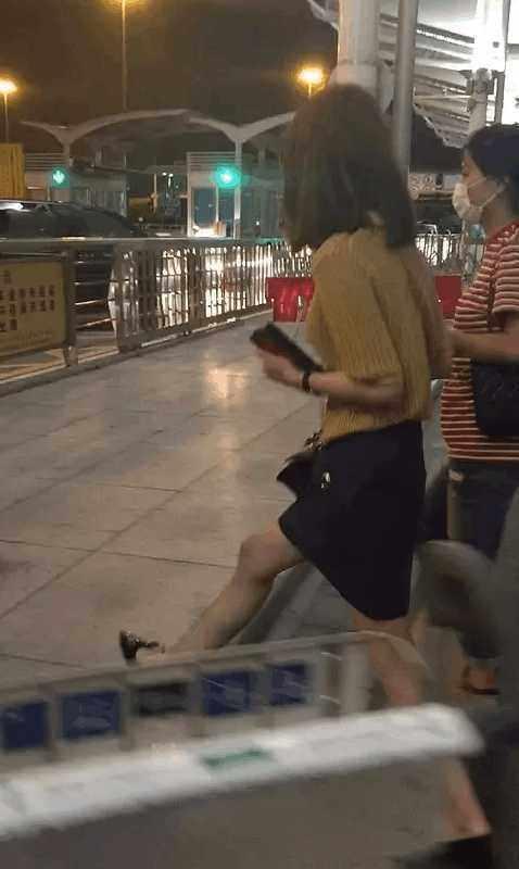 劉詩詩這雙腿,簡直讓男性懷疑人生,網友:吳奇隆你駕馭得了?