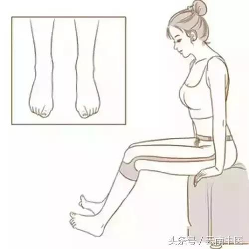 簡單簡單3個動作,分分鐘打通腿部經絡!做得越順,身體越