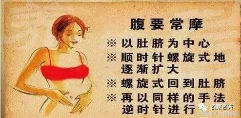 三大國醫推薦:早晚揉腹,百病不生!堅持一個月,奇跡就會出現