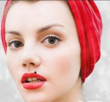女 人 這 裡 長 痣,不 能 娶,容 易 帶 綠 帽