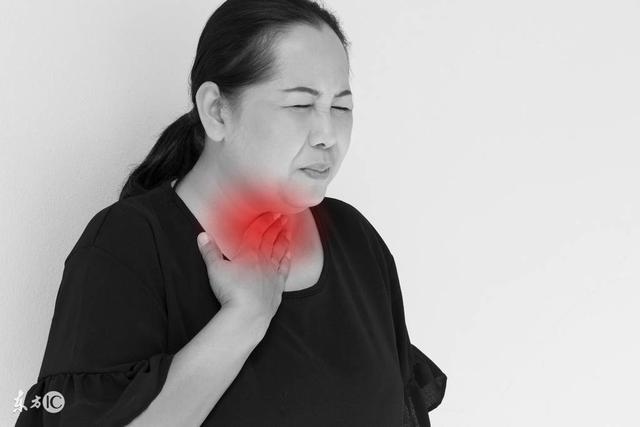 咽炎反反覆復,總是治不好,一個小方法幫你根治不復發