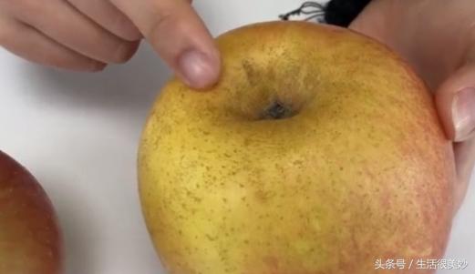 蘋果甜不甜,記住這四點,水果店老闆教我的這招,真的太好用了