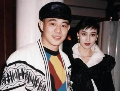 最愛李連傑的女人,沒嫁給他成遺憾,像少女一般,44歲還嫁不出去