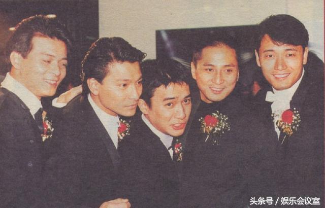 這才是兄弟,劉德華講義氣拿前途做賭注,他為兄弟13年後再演展昭