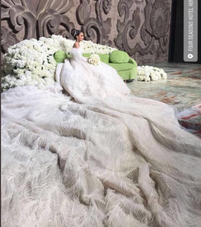 68歲沙特王子迎娶25歲嬌妻,送給妻子3.2億元的彩禮