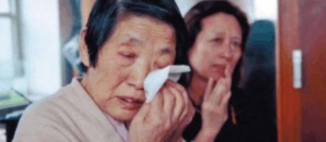 婆婆患上眼疾,為了清凈趕她回老家住,兒子的一句話讓我愣住了