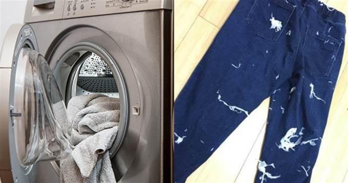 洗衣忘記拿出衛生紙超崩潰?學會這招讓你淡定擺脫紙屑!