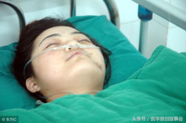 35歲女子生命垂危,醫藥費一天一萬,作為醫生想提出放棄治療!