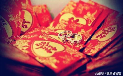 Baby禮金收5千萬,高圓圓收6千萬,她結婚卻連婚禮都沒有!