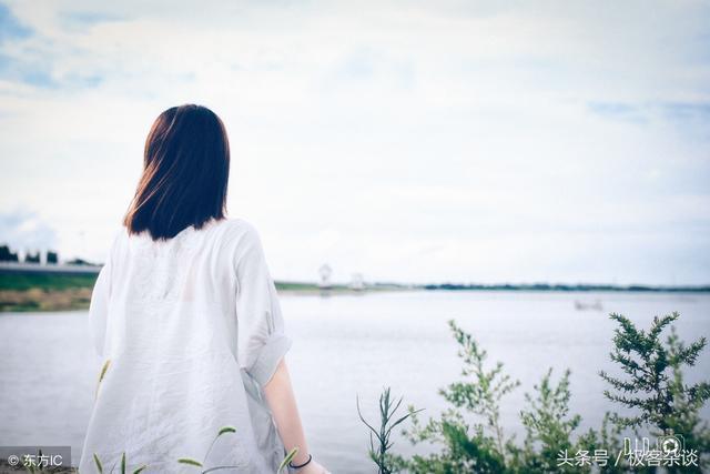 心理學:四個女孩背影,憑直覺選一個,測你會與什麼樣的人有緣分