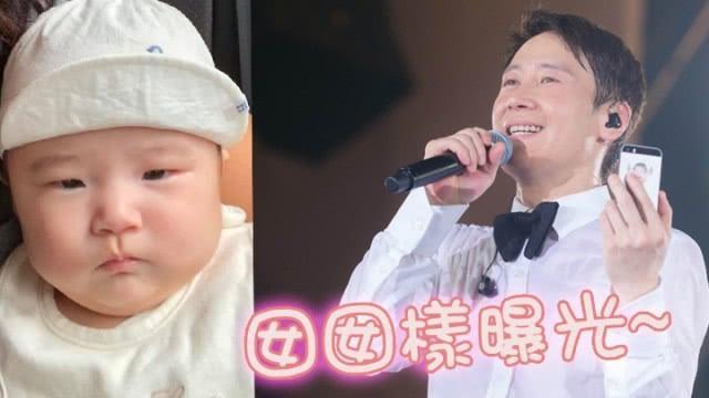 51歲黎明首次秀出女兒正面照,並留言:「我女兒很胖……」!四大天王的孩子誰更可愛?
