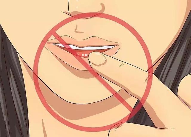 嘴上長泡,暗藏6種致命疾病,做對5件事清火排毒