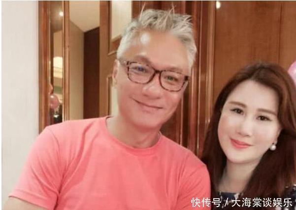 劉嘉玲初戀,曾被譽為「香港第一美男」,今妻離子散一夜白了頭!