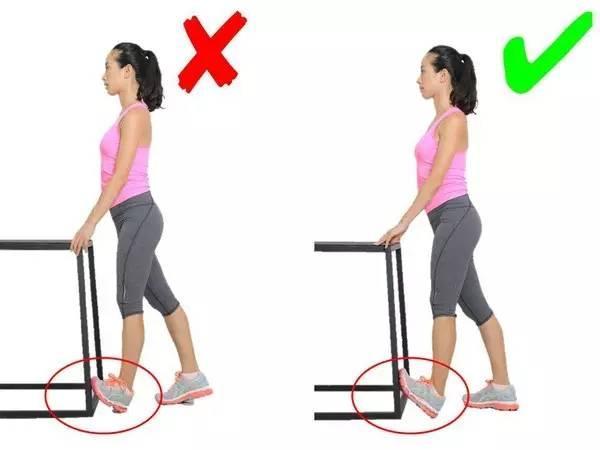 拉伸越做越受傷?22張圖糾正你的拉伸動作!