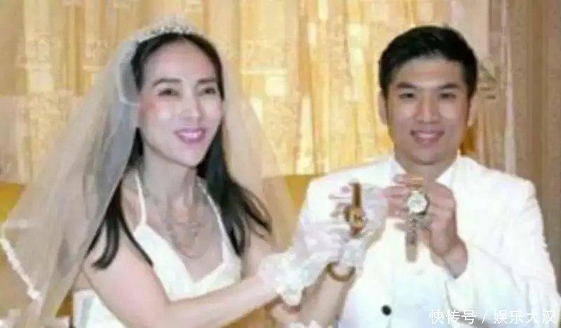 61歲的她5婚5離,找25歲「小鮮肉」男友敗光8億家產,家暴鼻樑骨折!