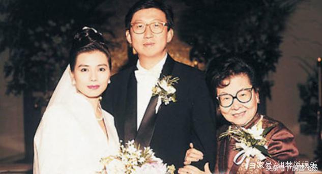 成龍劉德華追不到的女人,卻為丈夫守寡12年,今58歲依舊美麗動人