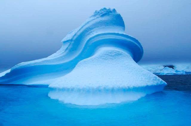 科學家:人類要警惕,南極東部冰川融化後,發現了不該出現的東西