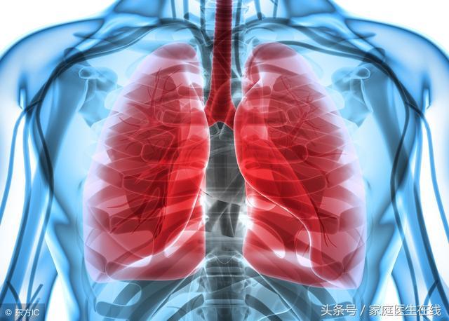 早發現好治療!出現這4個異常,可能是肺癌「找上」你了