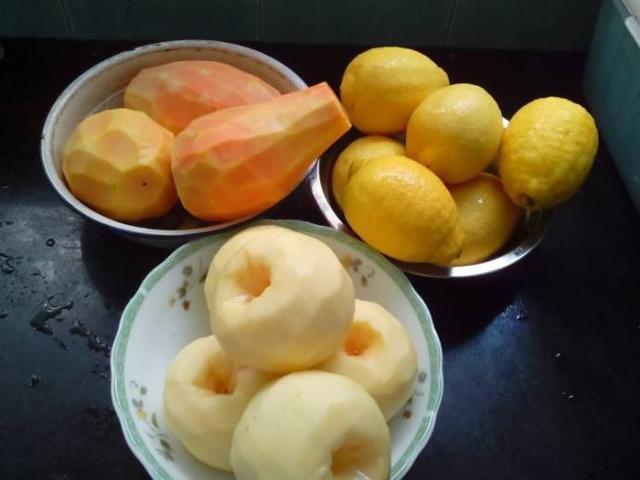 食療養生:水果減肥酵素