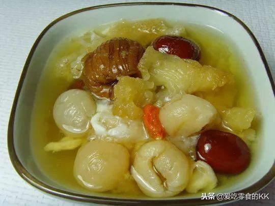 花膠的幾種煲湯方法,滿滿的膠原蛋白,值得收藏