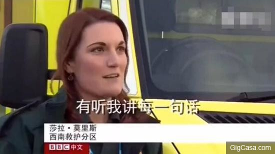 懷孕媽媽摔下樓梯昏迷之後,3歲的寶寶淡定報警求救!頓時紅遍全世界!!阿彌陀佛。。