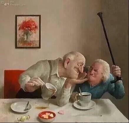 心理學:哪對老夫妻更有錢?測你晚年會為錢發愁嗎?