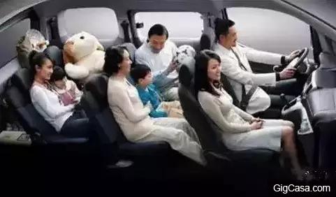 小心!最危險的「死亡之座」才不是「副駕駛座」!!而是「這個」位置…