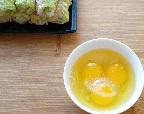 一顆白菜,3個雞蛋,10分鐘做營養早餐餅,這做法真是第一次見