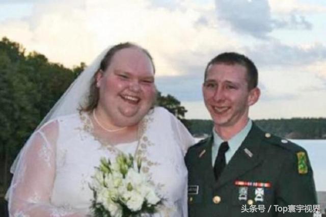 世界上最丑的新娘,被人做成表情包,六年後,人們都認不出她