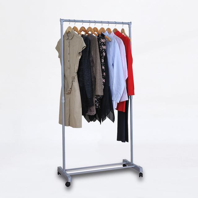 衣服多沒法曬?教你個絕妙辦法!這些地方全裝晾衣架,效果頂呱呱