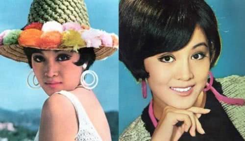 鄧麗君的三位閨蜜,林青霞和她都很美,還有一位是2011年辭世的他