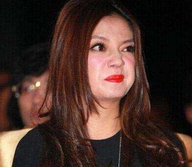 林心如老了,趙薇老了,王艷老了,她41歲少女感十足
